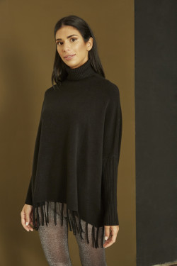 PTA 6579 PONCHO BOTTOM WITH...