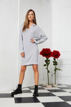 G16 / 21 POLO COLLAR DRESS...
