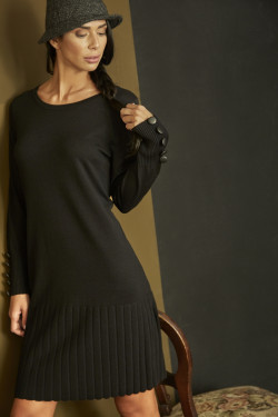 PTA4174 RIBBED DRESS +...